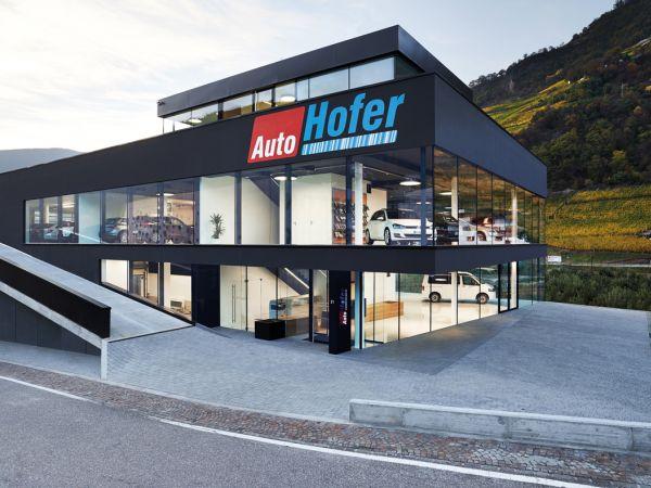 Sede della società Auto Hofer, Chiusa