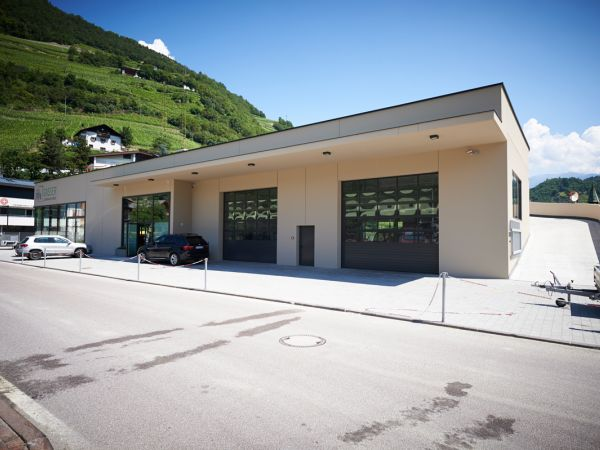 Gasser Agricultural Machine Shop, Chiusa