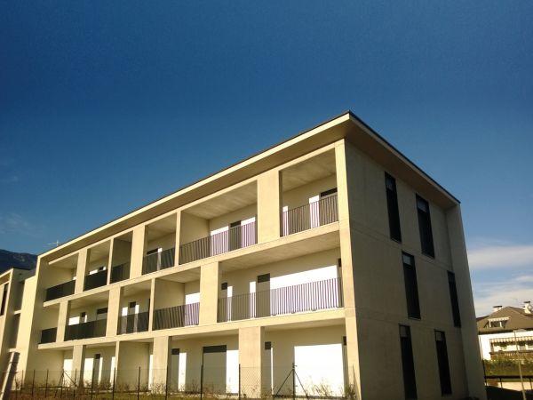 Housing estate, Girlano